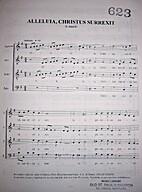 Alleluia, Christus Surrexit by F. Anerio
