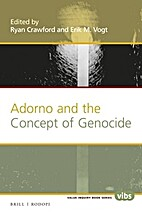 Adorno and the Concept of Genocide (Value…