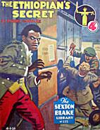 The Ethiopian's Secret by Pierre Quiroule