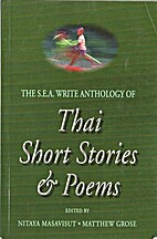 The S.E.A. Write Anthology of Thai Short…