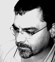 Author photo. Mark Souza as photographed by Mark Souza.