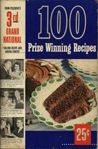 100 Prize- Winning Recipes From Pillsbury's…