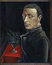 Author photo. Selfportrait (1928)