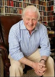 Author photo. John Julius Norwich