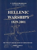 Hellenic Warships 1829-2001 (3rd Edition) by…
