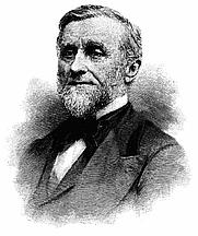 Author photo. Charles Carleton Coffin, Boston Journal Army Correspondent, Historian, and Author