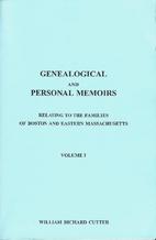 Genealogical and personal memoirs relating…