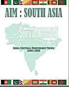 ITEM: Teacher's Guide India Cultural…
