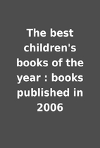 The best children's books of the year :…