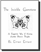 The Invisible Gemstone: A Suggestive Way of…
