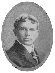 "Author photo. ""New faculty"" photographs in the 1910 Tyee (yearbook of the University of Washington)."