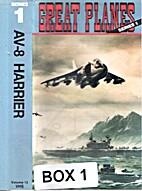 Great Planes V.13 AV-8 Harrier