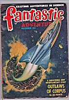 Fantastic Adventures Dec '48 featuring…