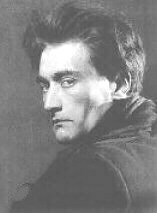 "Author photo. From <a href=""http://fr.wikipedia.org/wiki/Image:AntoninArtaud.JPG"">Wikipedia</a>"