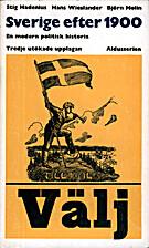 Sverige efter 1900 : en modern politisk…