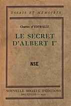 Le secret d'Albert Ier by Charles…