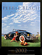 Pebble Beach Concours d'Elegance 2002…