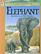 Elephant (Animals at Risk) by Judy Allen
