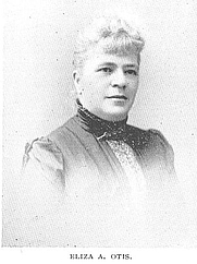 Author photo. Eliza A. (Wetherby) Otis (works published late 1800s); Buffalo Electrotype and Engraving Co., Buffalo, N.Y.