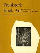 Prehistoric rock art of Nevada and eastern…