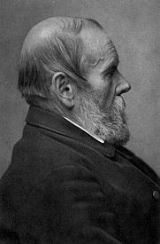 Author photo. Friedrich Theodor Vischer from Das Schöne und die Kunst. 2. Aufl. Stuttgart 1898. Wikimedia Commons.