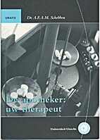 De apotheker, uw therapeut : rede by Fred…