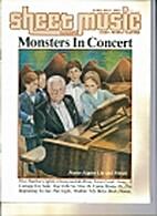 Sheet Music Magazine, Vol. 9, No. 4…