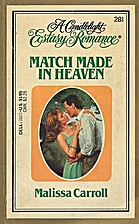 Match Made in Heaven by Melissa Carroll