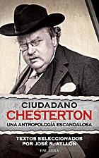 Ciudadano Chesterton. Una antropologia…