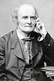 Author photo. Arthur Cayley. Wikimedia Commons.