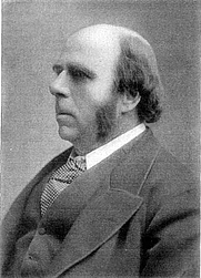 Author photo. From McClure's Magazine, December 1895 (Project Gutenberg)
