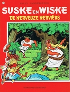 De nerveuze Nerviërs by Willy Vandersteen