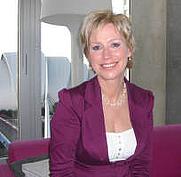 Author photo. Sally Magnusson
