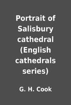 Portrait of Salisbury cathedral (English…