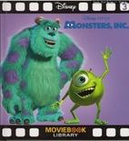 Monsters, Inc. (Disney Moviebook Library,…