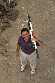Author photo. Nicholas M. Luccketti [credit: James River Institute for Archaeology]
