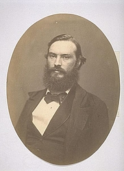 Author photo. public domain c.1859