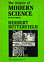 The Origins of Modern Science by Herbert…