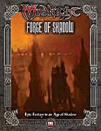 Midnight: Forge of Shadow: A Sourcebook for…