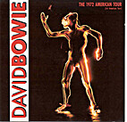 The 1972 American Tour by David Bowie