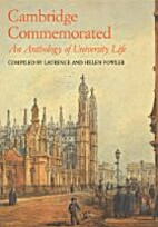 Cambridge Commemorated: An Anthology of…