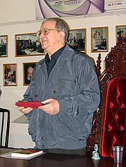Author photo. Boris Strugatsky (2006)<br> Photo by БережнойСергей