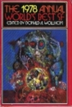 The 1978 Annual World's Best SF by Donald A.…