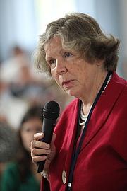 Author photo. Hanna-Barbara Gerl-Falkovitz