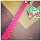 ARASHI Anniversary Tour 5×10 Phone Strap &…