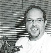 Author photo. Glenn Ashley