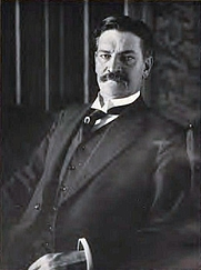 Author photo. Image from <b><i>The truth about the Titanic</i></b> (1913) by Archibald Gracie IV
