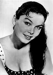 Author photo. Photo of Yvonne Craig from a 1960 guest appearance on the television program Hennessey.
