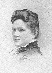 Author photo. Christine Terhune Herrick (b.1859), Buffalo Electrotype and Engraving Co., Buffalo, N.Y.
