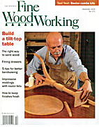 Fine Woodworking Magazine by Taunton Press